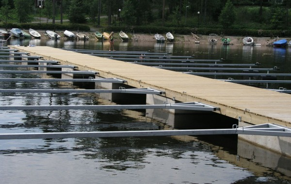 Betoniponttoni-satama, Jyväskylä