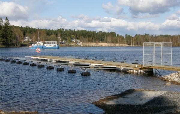 Betoniponttoni-satama, Oulu