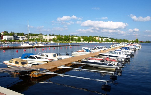 Harbour-laituri, Kuopio