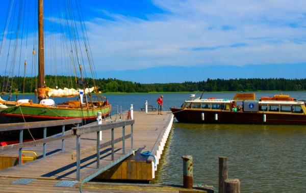 Harbour-laituri, Loviisa