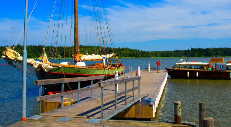 Harbour® laituri, Loviisa