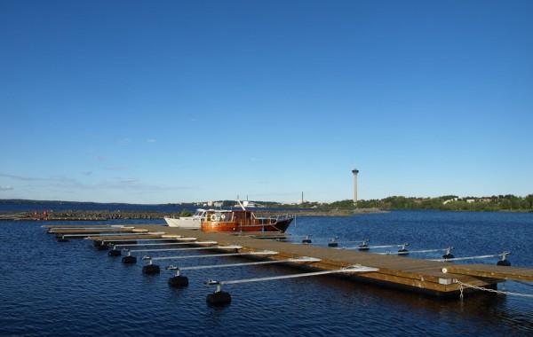 Harbour-laituri, Tampere
