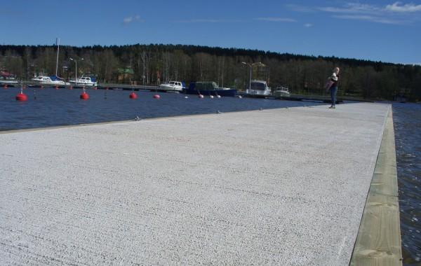 Raskasponttoni-satama, Lohja