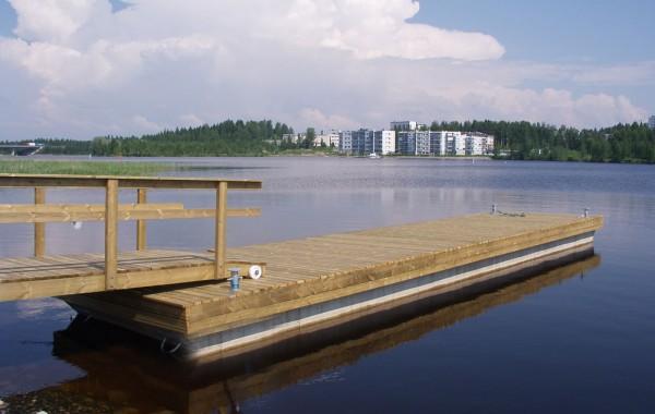 Raskasponttoni-satama, Mikkeli