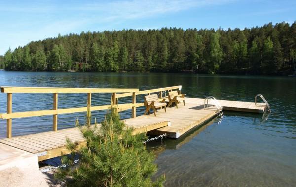 Uimala, Kuusjoki